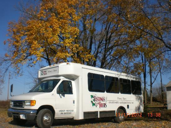 Tastings And Tours Lehigh Valley